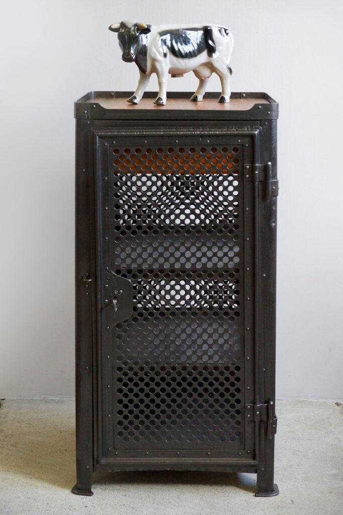ROWAC Werkzeugschrank / Industrieschrank, 1920er Jahre